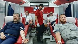 Şoförler ve yöneticiler kan verdi!