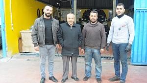 AHM Otomotiv tamir ve bakım servisi açıldı!