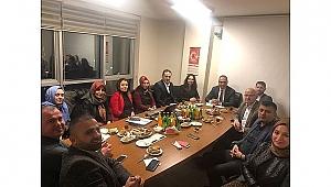 AK Parti Gebze'den Sivaslılara ziyaret