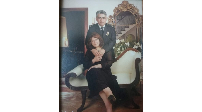 Emniyet Müdür Özdemir'in acı günü