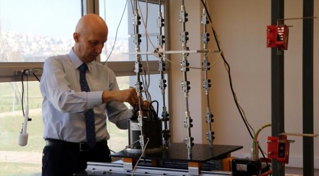 Yapı Mühendisliği Test Merkezi afet risklerinin azaltılmasını sağlayacak
