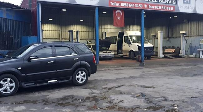 Ertaş Otomotiv ve bakım servisine eleman aranıyor!
