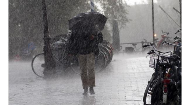 Şiddetli yağmur geliyor!