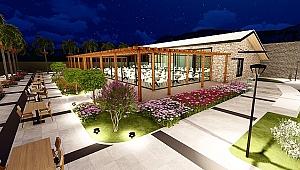 Darıca Sahil Parkı'na yeni restoran binası yapılıyor!