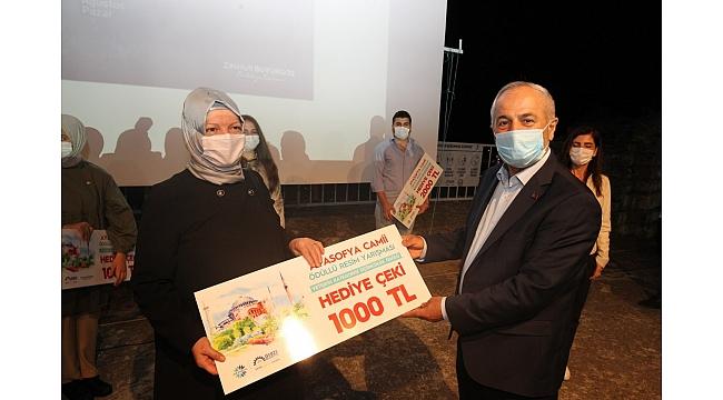 Gebze'de ödüller sahiplerini buldu!
