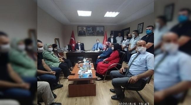 MHP Gebze kongre öncesi toplandı!