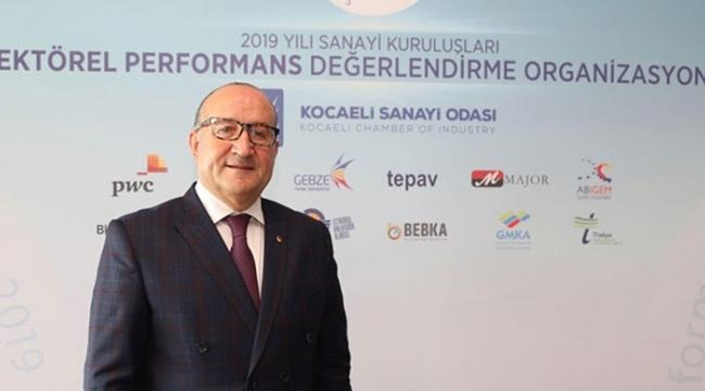 Sektörel Performans Değerlendirme ödül organizasyonu başladı