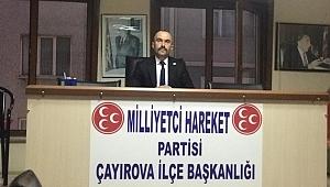 Gökhan Oğuz MHP Çayırova'da başkan yardımcısı oldu!