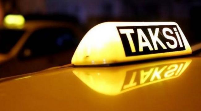 Kirası 93 bin lira… Büyükşehir'den kiralık taksi durağı!