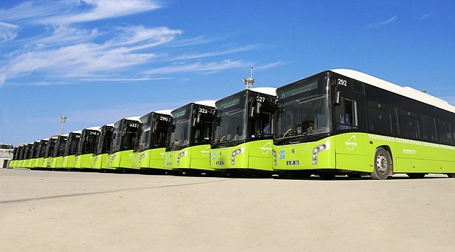 Kocaeli'de fazla yolcu alan otobüslere ceza!