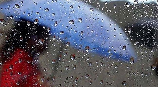 Kocaelililer dikkat! Yağmur geliyor