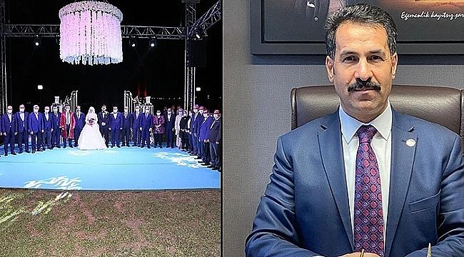 Yaman'a Düğünün cezası ağır oldu!