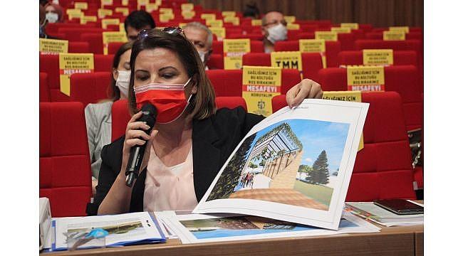 Hürriyet'ten, tarihi duvar için Büyükşehir'e proje çağrısı