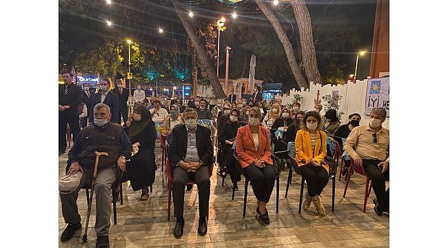 İYİ Parti Karamürsel'e çıkarma yaptı