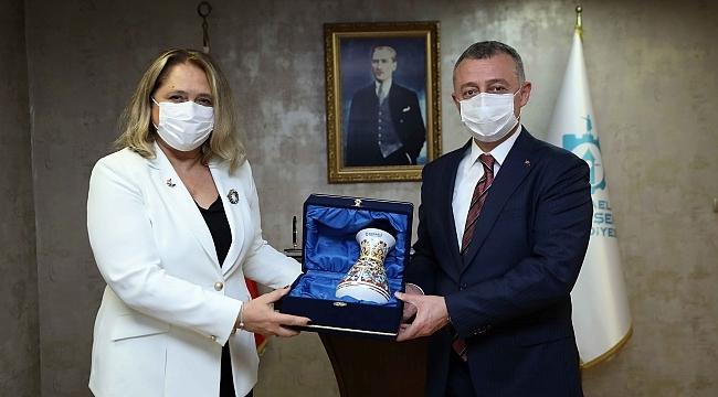 Başkonsolos Novoberdaliu''Türkiye hep yanımızda oldu''