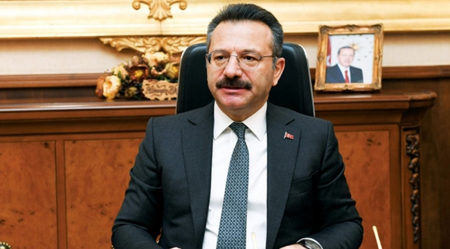 Eski valimiz Aksoy babasını kaybetti!