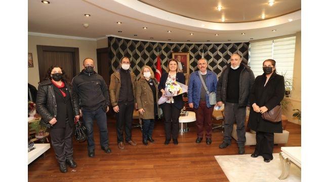 Cemevinden İzmit Belediyesine teşekkür