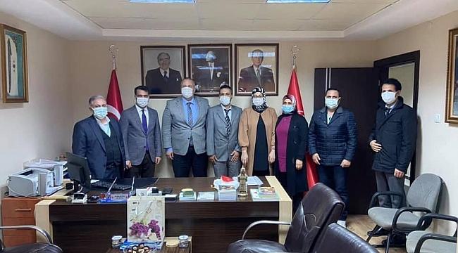 Gebze Fatih Devletten, MHP Gebze'ye ziyaret!