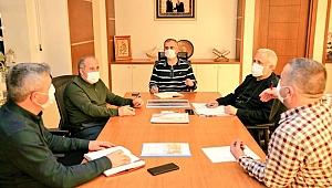 Başkan Çitçi'nin mesai saati yok!