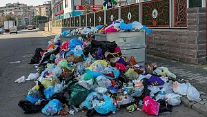 CHP'li Belediyelerin çöp rezaleti Gebze'de ti'ye alındı!