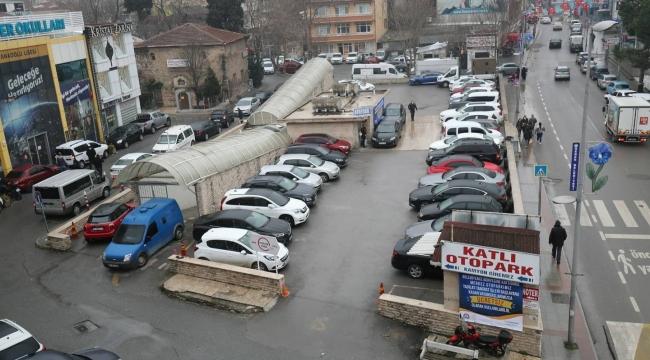 Gebze'deki o otopark ücretsiz!