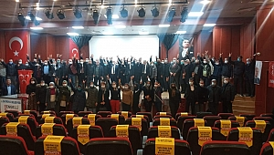MHP Çayırova geniş katılımla istişare toplantısını yaptı!