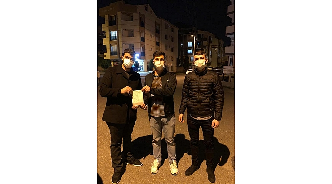 Murat Güveren gece gündüz üye çalışması yapıyor!