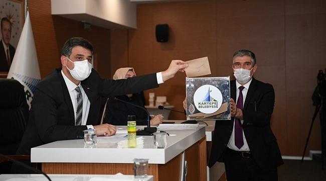 Kartepe Belediyesi Nisan ayı meclis toplantısı yapıldı