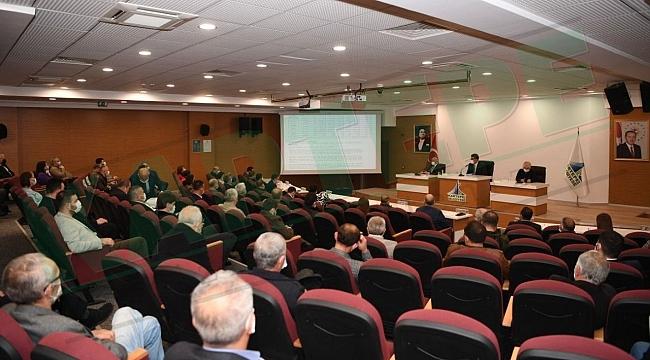 Kartepe'de Denetim Komisyonu Raporu oy çokluğuyla kabul edildi