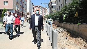 Gebze'de asfalt ve kaldırım sorunları çözüme kavuşacak!