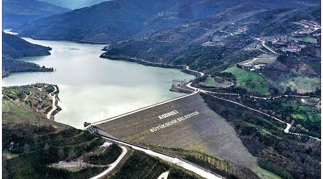 Barajlarımız doldu,bu yaz su derdimiz yok!