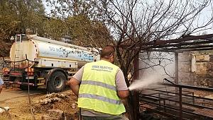 Gebze Belediyesinden Manavgat'a yardım eli!