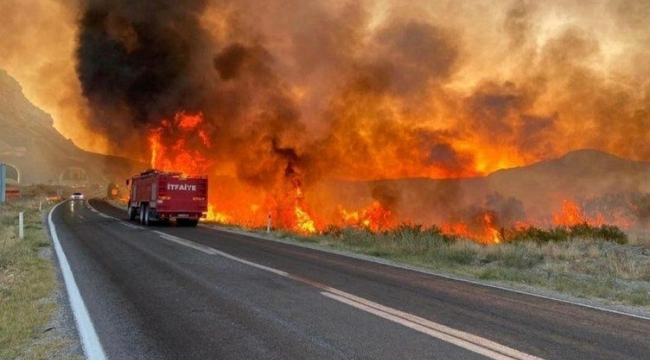 Orman yangınları 7. Gününde! Yangınlardaki son durum