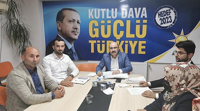 AK Darıca'da Yeni İcra belirlendi!