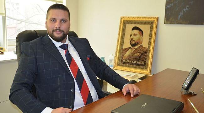 Alican Karakaya Gelecek Parti Gebze İlçe Başkanı oldu!