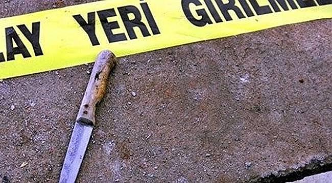 Gebze'de bıçaklı kavga, 1 ağır yaralı!